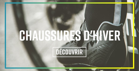 chaussures d'hiver