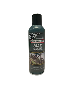 Lubrifiant pour Suspensions Finish Line Max Suspension Spray 266ml