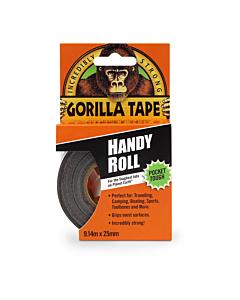 Gorilla Tape Ruban Adhésif  Handy Roll 9m x 25 mm
