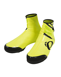 Pearl Izumi P.R.O. Barrier Couvre Chaussures Jaune Fluo