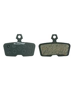Alligator Code R / Guide Re Paire Plaquettes Semi métalliques