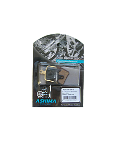 Ashima Hope M4 Paire Plaquettes Semi métalliques