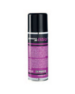 Barbieri Graisse au Lithium Blanc Spray 200ml