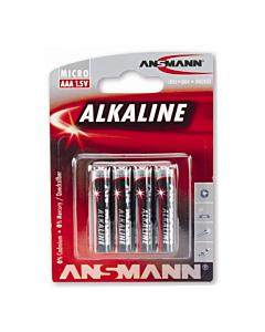 Set Batterie Alcaline AAA 1.5v (x4)