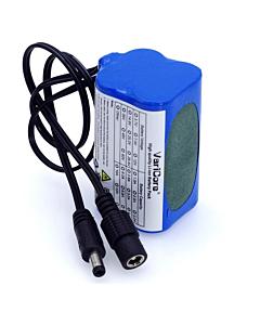 Batteries Haute Capacité 5200 mAh pour Feux à LED CREE