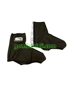 Biemme Couvre-Chaussures Windstopper Noirs (Seulement S)