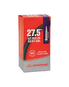 Chambre à Air ChaoYang 27,5x1.25/1.50 Presta Valve 48mm