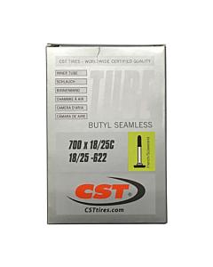 Chambre à Air Route CST 700x18/25c Presta 48mm