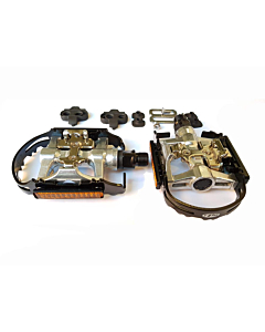 FPD Pedals MTB Double Function