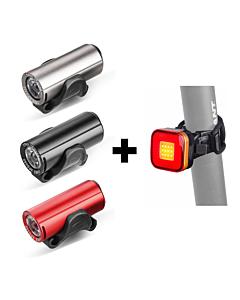Kit Éclairages Vélo à LED Raypal