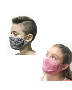 Masque Filtrant Bactériostatique et Hydrofuge pour Enfants