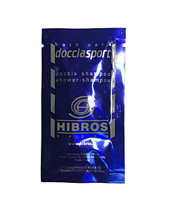 Hibros douche Sport jetables de 50 ml