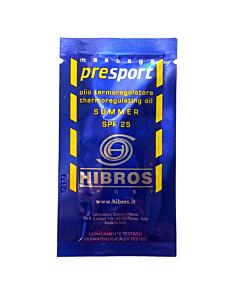 Hibros Presport Huile Summer avec Filtre UVA/UVB 10ml