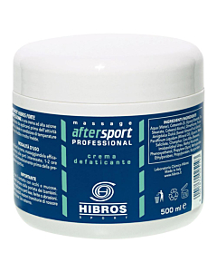 Hibros Aftersport Crème Revitalisante 500ml