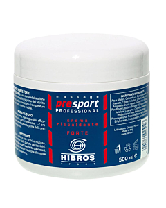 Hibros Crème Chauffant Forte 500ml