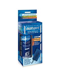 Hibros Depilsport Spray 200ml + Depil Scrub