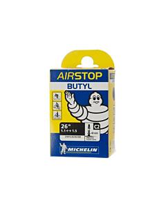 Chambre à Air Michelin AirStop Butyl C2 26x1.10/1.35 Presta Valve 40mm
