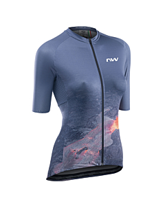 Maillot Northwave Elements Fire Manches Courtes Femme