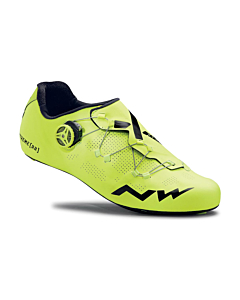 Chaussures Route Northwave Extreme RR Jaune Fluo