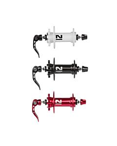 Novatec D711SB Superlight Moyeu Avant Convertible