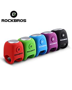 RockBros Cloche de Vélo Electrique 90 Db Silicagel