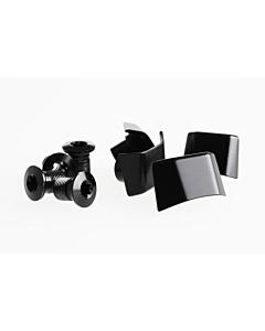 Kit de Caches ROTOR pour Pédalier Shimano Dura-Ace R9100