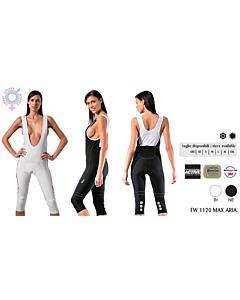 Santini Bermuda FW 1120 MAX ARIA Blanc