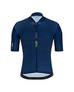 Santini Official UCI Raimbow Chemise