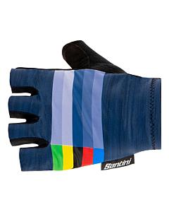 Gants Santini UCI Rainbow