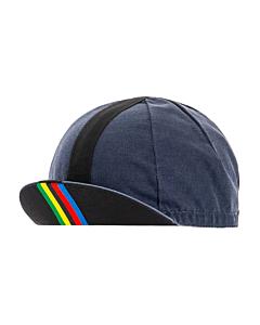 Casquette Santini UCI Rainbow
