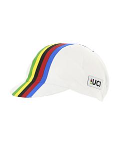 Casquette Santini UCI Champion du Monde