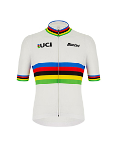Maillot Santini UCI Champion du Monde