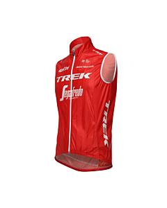 Gilet Coupe-vent Santini Team Trek-Segafredo