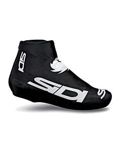 Sidi Couvre-chaussures Chrono Noir Logo Blanc (M-L-XL)