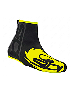 Couvre-Chaussures Thermiques Tunnel Sidi Noir / Jaune fluo