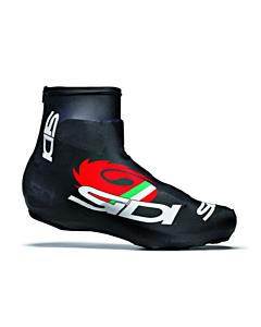Sidi Couvre-chaussures Chrono Noir Logo Rouge (M-L-XL)