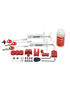 Kit professionnel de purge freins hydrauliques Sram Pro Bleed