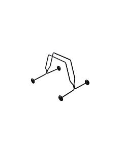 BiciSupport Stand vélo avec Roues art.50R