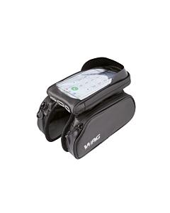 Smartphone Garde par Guidon Wag