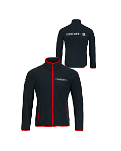 Wilier Sweat-shirt Lovemywilier Gris