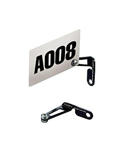 Porte numéro pour Vélo XON